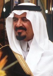 Prince Sultan one of the Sudairi Seven By Military of the United States or United States Department of Defense. cropping by OsamaK [Public domain], via Wikimedia Commons